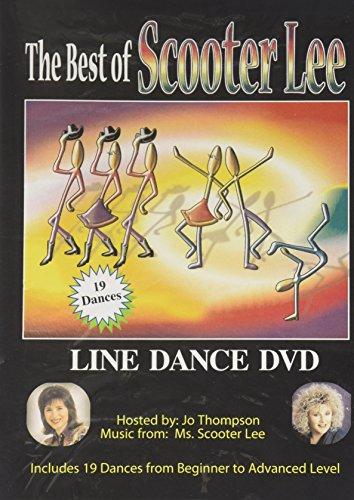 Best Of Scooter Lee Line Dances DVD