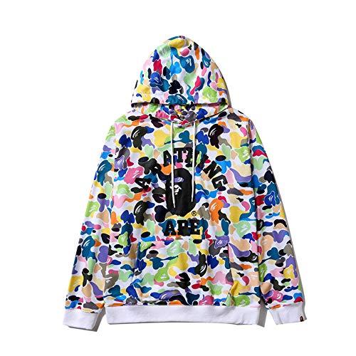 M2t Sweatshirt mit Stickerei, Pullover mit Reißverschluss, Winter-Mantel, Baseball -  -  Mittel