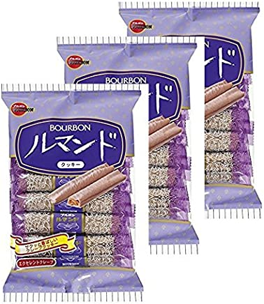 ブルボン ルマンド 13本×3袋