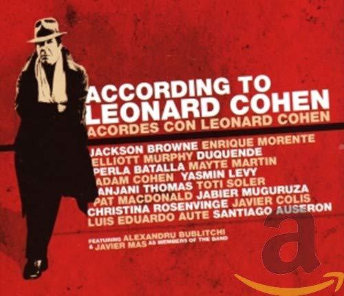 Acordes Con Leonard Cohen (2cd+Dvd)