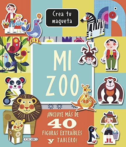 Mi zoo (Crea tu maqueta)