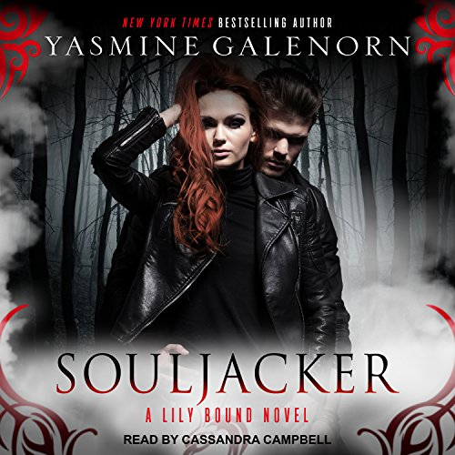 Souljacker audiobook cover art