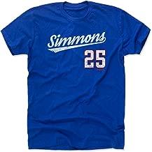 500 LEVEL Ben Simmons Shirt - Philadelphia Basketball Men's Apparel - Ben Simmons Script