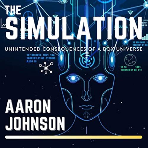 The Simulation: Unintended Consequences of a Box Universe Audiobook By Aaron Johnson cover art