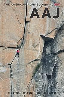 The American Alpine Journal 2018