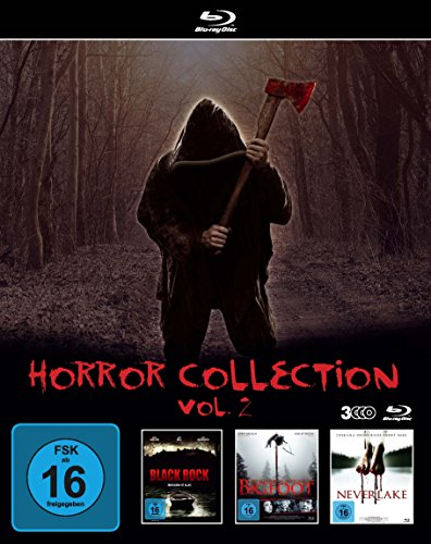 Horror-Collection Vol.2 [Blu-ray] 3 Horrorfilme auf 3 Blu-rays