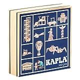 Kapla Boîte de 100 Briques en Bois d'origine