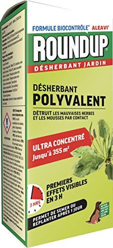 petit un compact Herbicide concentré polyvalent à action rapide Roundup, 800 ml