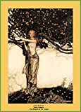 World of Art Arthur Rackham Freia, The Fair One, von The