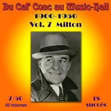 Du Caf' Conc au Music-Hall (1900-1950) en 50 volumes - Vol. 7/50