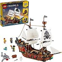 LEGO Creator 3in1 Pirate Ship 31109 Building Kit