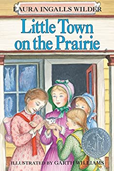 Paperback Little Town on the Prairie (Little House) (Little House, 7) Book