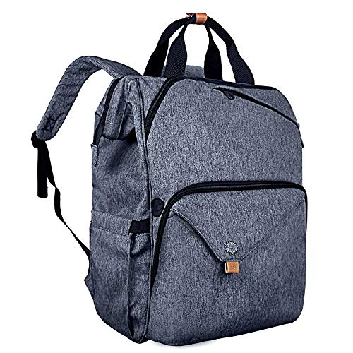 Hap Tim Laptop Backpack, Travel Backpack for Women,Work Backpack (7651-BG)