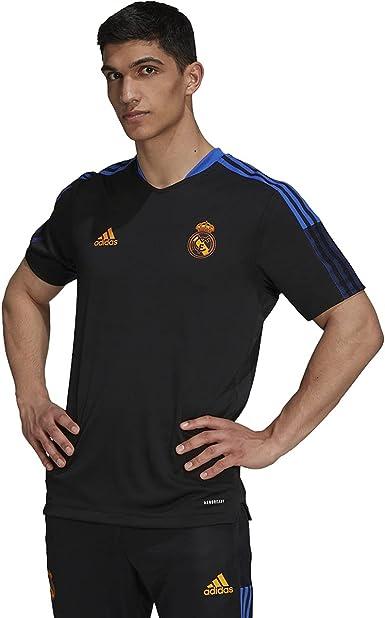 adidas Men's 2021-22 Real Madrid Training Jersey