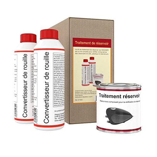 Wagner Kit de Traitement réservoir Motos (d'un Volume de 30 litres) - F71003