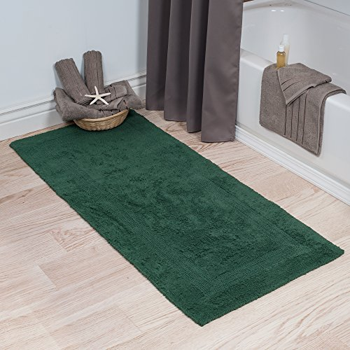 Best bathroom rugs emerald green for 2020