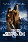 CLASSIC POSTERS The Scorpion King Foto-Nachdruck eines
