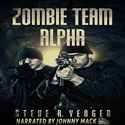 Zombie Team Alpha cover art