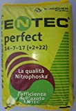 EUROCHEM AGRO Concime nitrophoska Gold entec Perfect lenta cessione kg25 orto Prato...