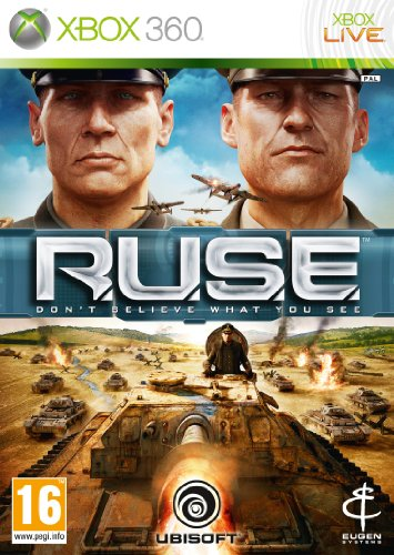 R.U.S.E (Xbox 360) [Importación inglesa]