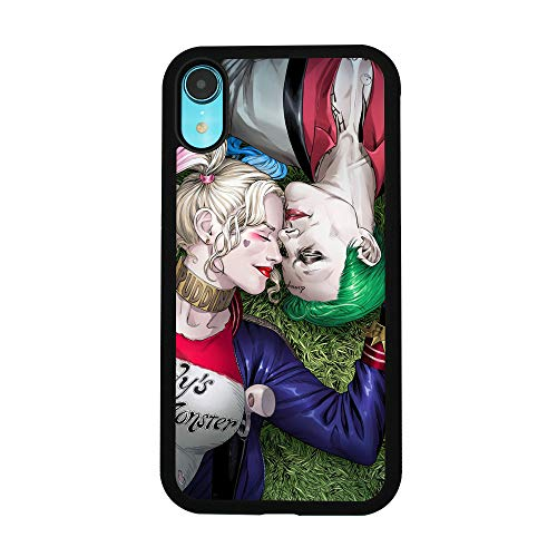51iPe2bNk5L Harley Quinn Phone Cases iPhone xr