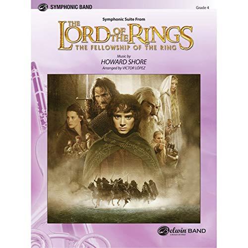 Il Signore degli Anelli: La Fellowship dell'Anello, Suite Sinfonica di