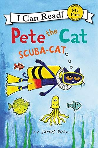 Pete the Scuba Cat Book