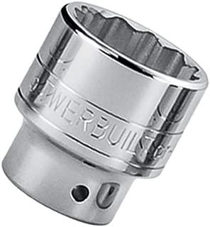 Powerbuilt 643240 3/4-Inch Drive 12 Point 46mm Socket Brand Powerbuilt
