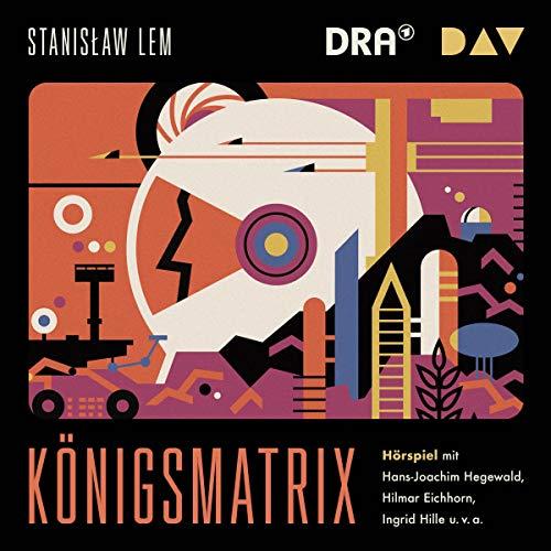 Königsmatrix cover art