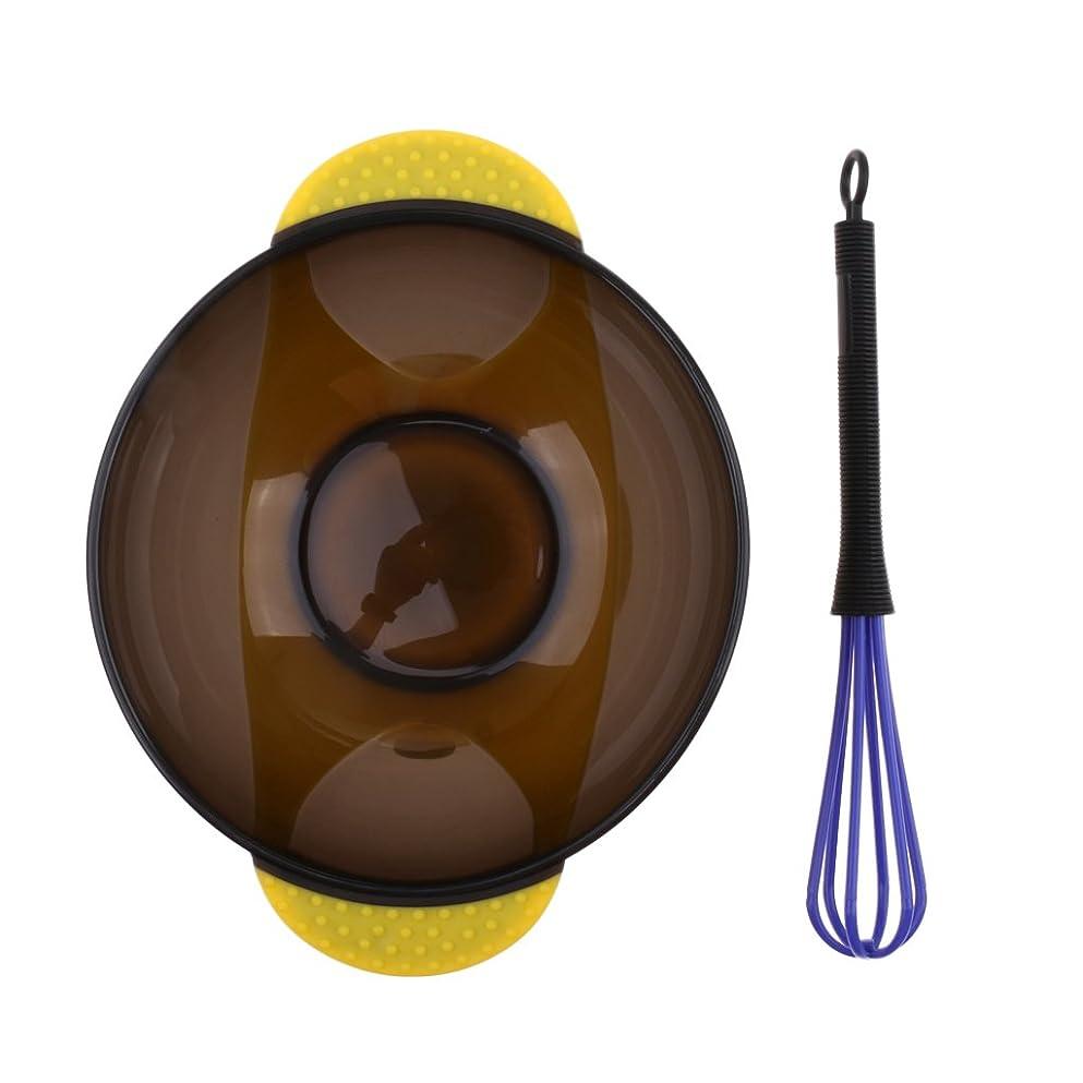 ファウル正規化ドメインCUTICATE サロン ヘアカラー ミキシングボウル 理髪美容師用 プラスチックボウル 着色ツール