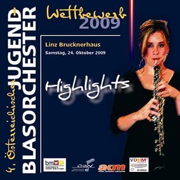 Highlights 4. Österreichischer Jugendblasorchester Wettbewerb 2009 - Vol. 1
