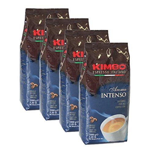 KIMBO Aroma Intenso, 1000g 4er Pack