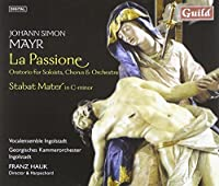 Passione / Stabat Mater by VARIOUS ARTISTS (2003-04-29)