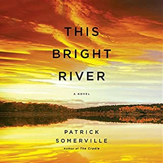 This Bright River     A Novel              By:                                                                                                                                 Patrick Somerville                               Narrated by:                                                                                                                                 Erin Bennett,                                                                                        Scott Holst,                                                                                        David Colllins                      Length: 14 hrs and 30 mins     19 ratings     Overall 3.5