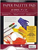 Studio Series Paper Palette Pad (40 sheets) (English, French, German and Spanish Edition)
