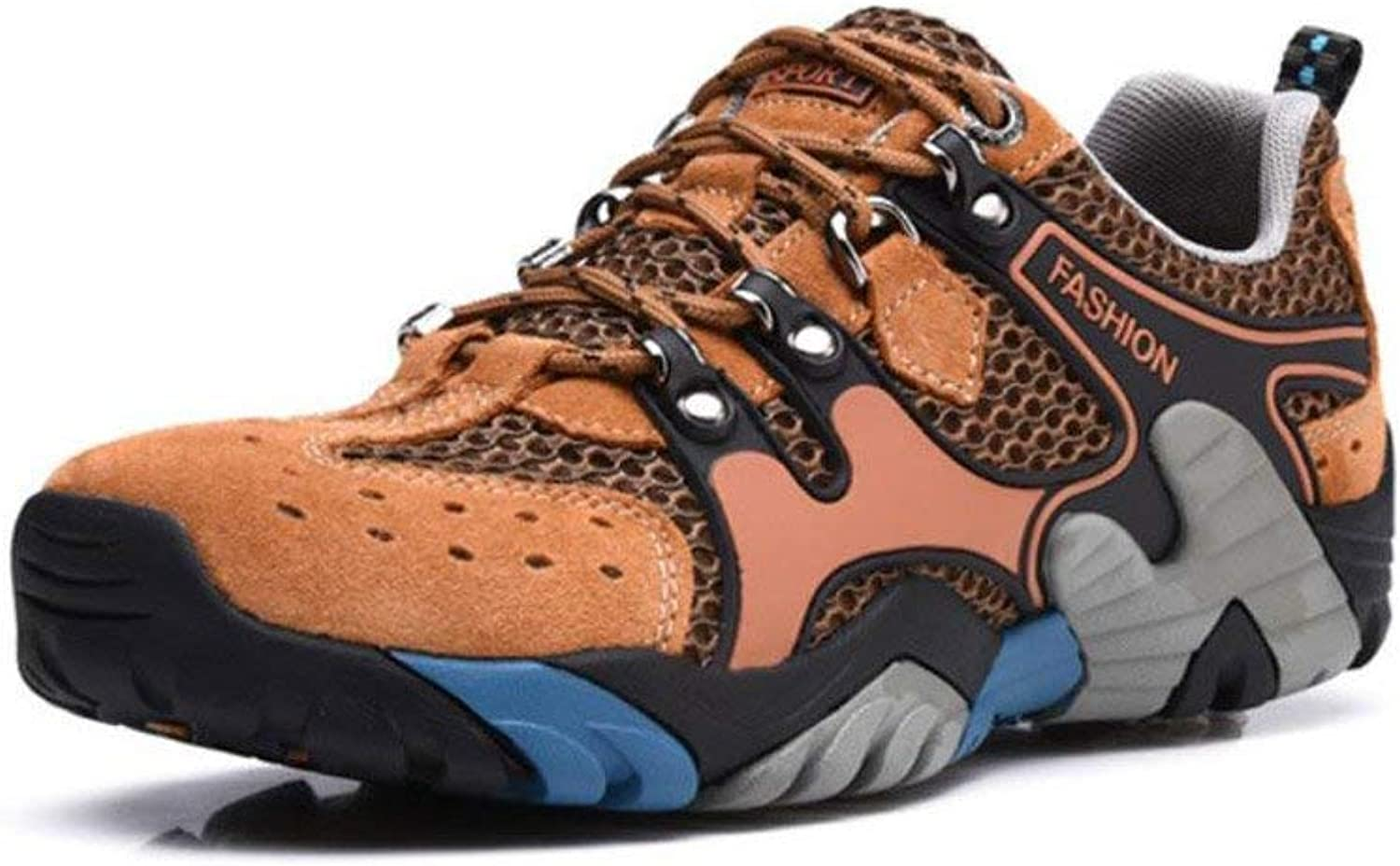 Sneakers Walking Shoes 2019 Summer Hot Sale Men Cool Breathable Sandals Trainers Outdoor Walking Beach Male Light Comfortable Shoes Cheap Sneaker Colours Are Striking