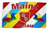 Fahne/Flagge Fastnacht Mainz Helau 90 x 150 cm