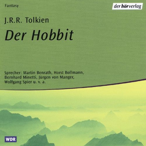 Der Hobbit [4 Audio-CDs]