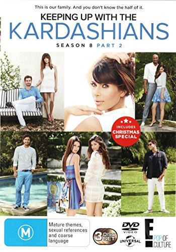 Keeping Up With The Kardashians - Season 8 Part 2 (3 Dvd) [Edizione: Australia] [Import italien]