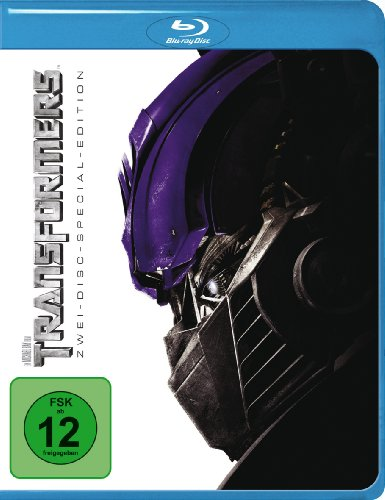 Transformers (2 Disc Special Edition) [Blu-ray]