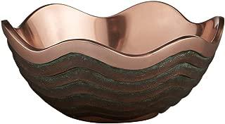 """Nambe Copper Canyon Bowl, 7"""""""