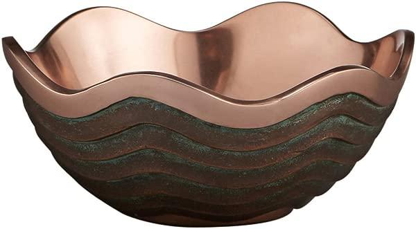 Nambe 铜峡谷碗 7