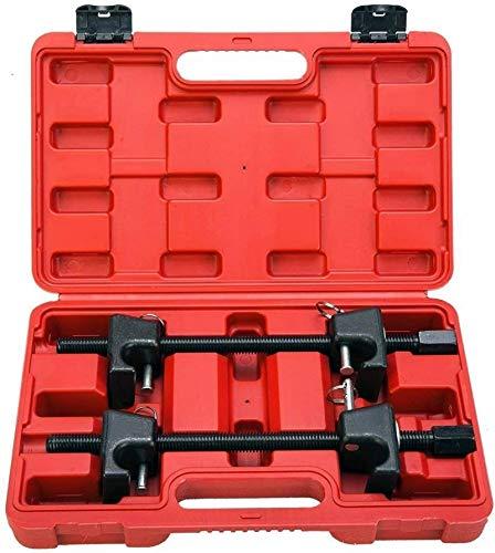 2 TLG Professioneller Federspanner Auto Montage Spanner Set Tuning Tieferlegungsspanner Federsatz 330mm