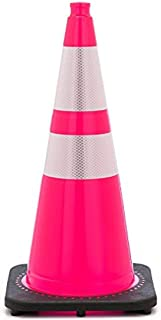 JBC Safety Plastic RS70032C-PINK+3M64 Safety Cone, Capacity, Volume, ()