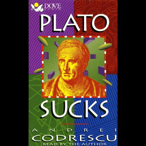 Plato Sucks audiobook cover art