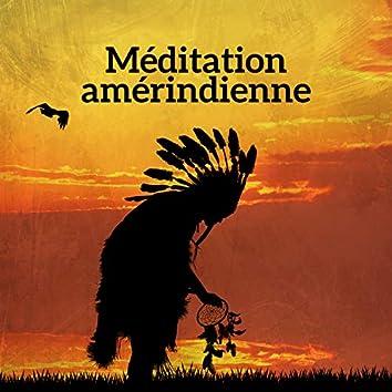Méditation amérindienne: Parcours de guérison avec chants chamaniques et percussions, Musique pour l'esprit, Le corps et l'âme