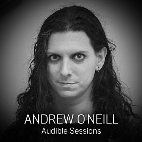 Andrew O'Neill audiobook cover art