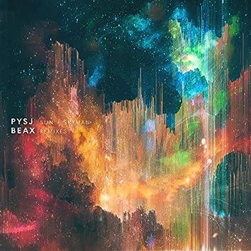 Sun + Skyman (feat. Solveig Sørbø) (Beax Remixes)