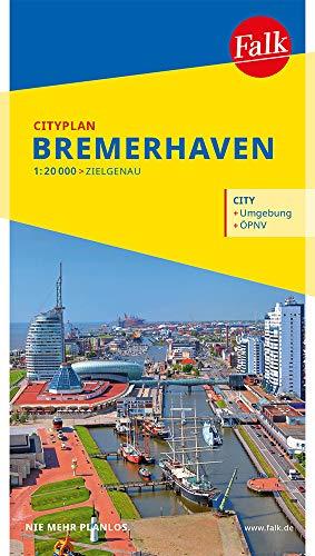 Falk Cityplan Bremerhaven 1:17 500 (Falk Citypläne)