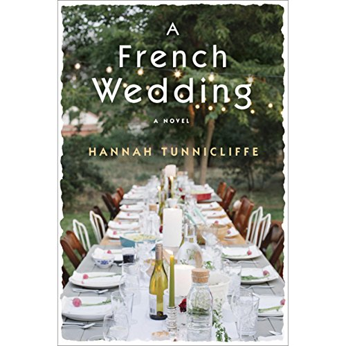 A French Wedding audiobook cover art